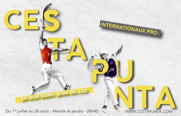 Master 1, Internationaux de Saint-Jean-de-Luz